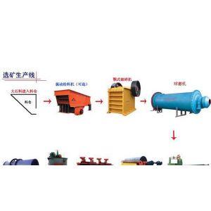 供应SL成套锑矿选矿设备2012选矿工艺流程