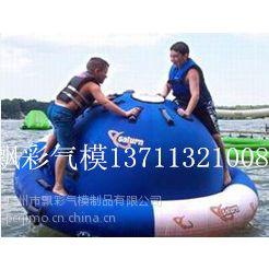 供应广州哪里鱼充气船玩具 充气波波池充气儿童趣味玩具厂家气垫闯关