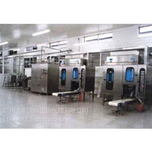 供应台湾饮料加工设备广州进口关税查询