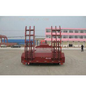 供应解放平板运输车、拉小挖机平板车价格