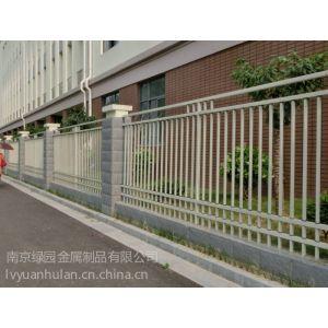 供应上海厂房围墙护栏 上海小区围墙护栏 上海学校围墙栏杆 厂家直销品质保证