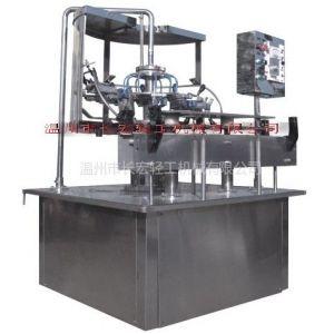 供应长宏优质的服务回转式自动冲瓶机