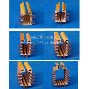 供应DHG多极管式滑触线,DHG-4-16/80滑触线