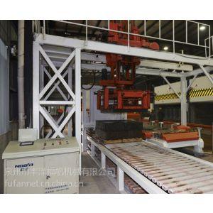 供应磷石膏生产免蒸压泡沫混凝土砌块生产线设备 福帆混凝土砌块机