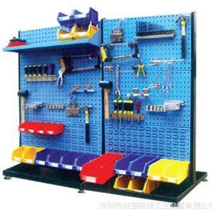 供应苏州挂板式物料架厂家,上饶工具挂板物料架价格,固定式物料架图