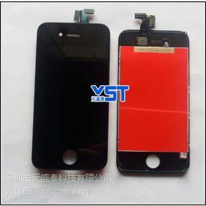 供应苹果4S液晶 手机显示屏 iphone4屏幕 苹果触摸屏 LCD液晶总成