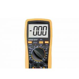 供应胜利-数字电感电容电阻表(操作方式:手动量程)