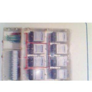 供应聚碳酸脂透明八表位电表箱