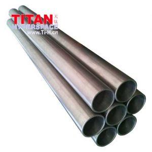 定制TC4钛合金管,钛环,钛管道,钛管件弯头三通异径管,钛盘管