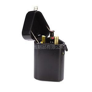 供应提手红酒皮盒/高档时尚红酒皮盒
