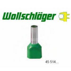 供应德国进口沃施莱格双线欧式绝缘端子