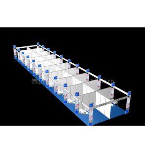 供应出租标摊展位展架,特装展架搭建,标准展板租赁