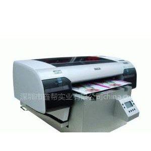 供应服装彩印机 小型服装印花机