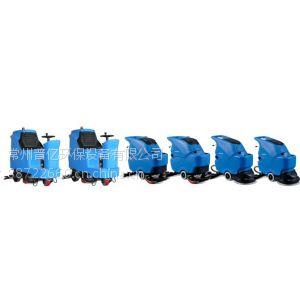 供应镇江容恩R110BT85驾驶式洗地机 大型超市商场购物中心用驾驶洗地机促销