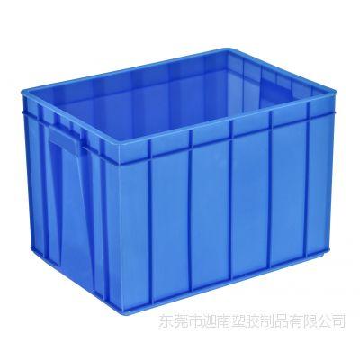 供应海南农产品塑料周转箱 网格塑料周转箩筐 出口运输胶箱