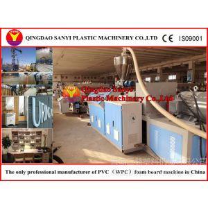 供应青岛***成熟的生产木塑建筑模板机械的厂家