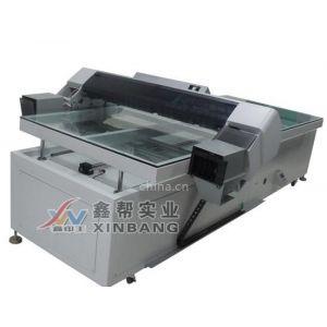 供应佛山制作钢化玻璃控制面板彩印机,万能打印机