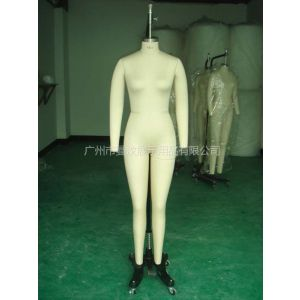 供应广州曼汶女装全身制衣模特可插针可伸缩肩打版制衣好帮手