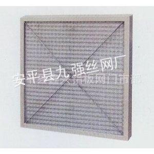 供应加工空气过滤器 全铝初效过滤器