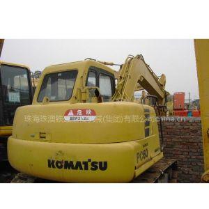 供应低价出售小松PC60挖掘机8万