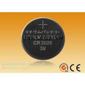 供应供应3V扣式锂锰电池CR2025、AG电池,碱性干电池