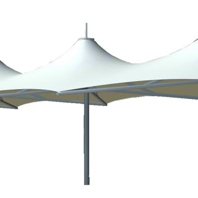 供应陕西安康屋顶建筑膜结构