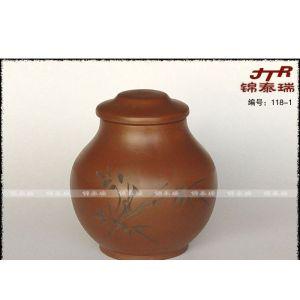 宜兴紫砂茶叶罐|茶叶缸|普洱缸|普洱罐