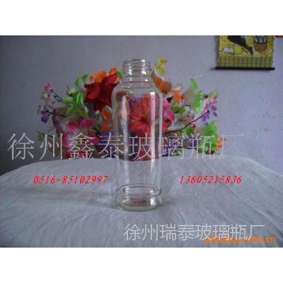 供应玻璃瓶 饮料包装玻璃瓶 徐州瑞泰玻璃瓶厂