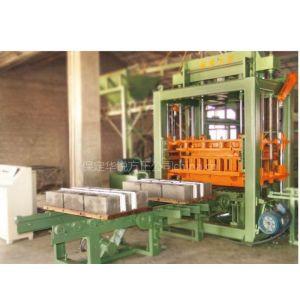 供应复合保温空心砌块制砖机FZBW6-30保温砌块机