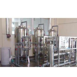供应扬州6吨反渗透纯化水处理设备
