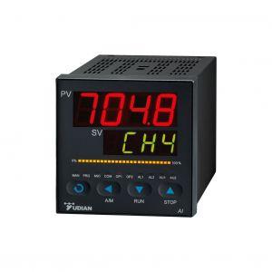 供应四路PID温度控制器 多路温控器 宇电品牌,质量保证,精度0.2