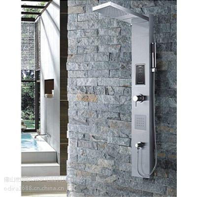 欧帝罗集成淋浴屏电热水器工程