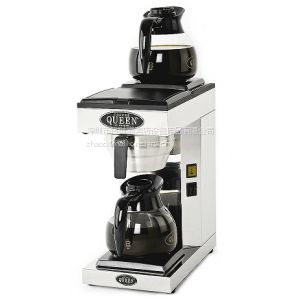 供应瑞典QUEEN M-2 手动型双盘咖啡机(配咖啡壶)