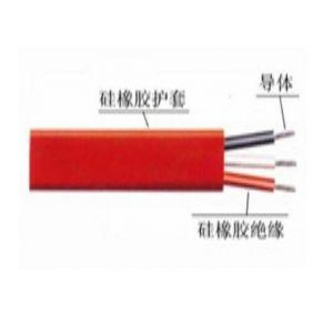 供应YGZB硅橡胶扁平电缆