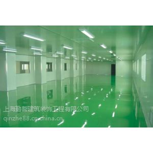 供应闵行区厂房装修耐磨经济型环氧地坪施工