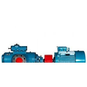 供应供应SNH系列稀油润滑系统三螺杆泵油泵装置