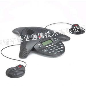 供应河北POLYCOM SoundStation2EX会议电话设备价格,电话会议系统