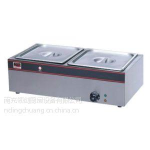 供应四川南充 厨房设备 保温台 电热汤池
