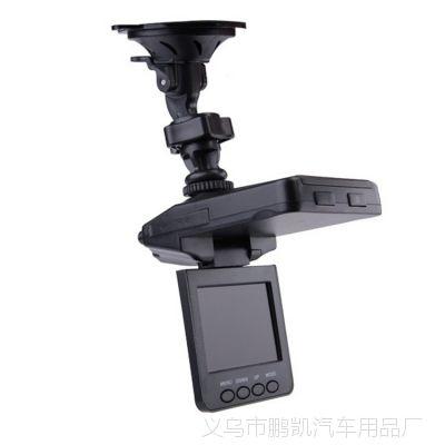 厂家直销6灯行车记录仪新款高清行车记录仪HD198优质汽车黑匣子