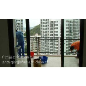 供应越秀区专业清洗住宅保洁的公司/复式房平层房开荒清洁服务