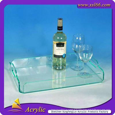 深圳兴风林生产有机玻璃酒架 亚克力酒架 高档红酒架 鸡尾酒架