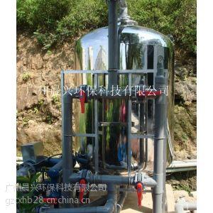 供应山泉水有泥沙怎么办?晨兴专业水处理过滤器厂家