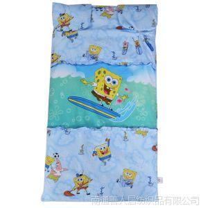 供应全棉 婴儿睡袋 婴特旺儿童睡袋防踢被 秋冬加厚两用可拆卸