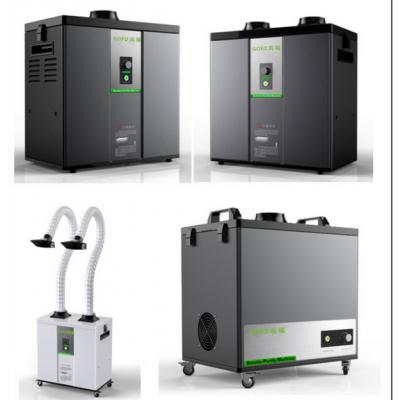 内蒙古自治区厨房油烟净化器、厨房油雾过滤器、静电油烟净化器设备