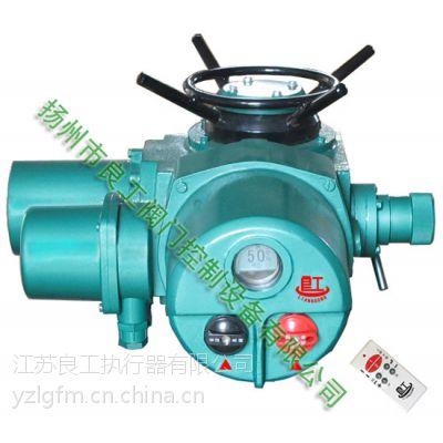 智能型阀门电动控制器F-DZW90良工生产(带遥控器功能)