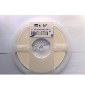 三星电容0402-105k-6.3V优势价格供应
