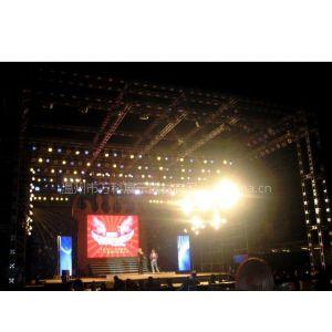 供应浙江舞台背景搭建 舞美舞台设计与制作万科展示