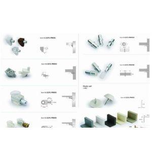 供应汇迅层板托 塑料拐角 家具配件BOARD SUPPORT
