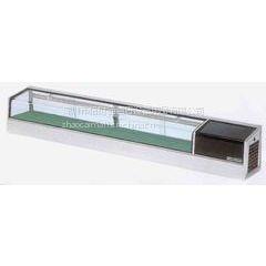 供应日本OHO/大穗 OH角型-1200 日式陈列寿司柜 冷藏柜展示柜