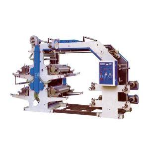 供应四色系列柔性凸版印刷机
